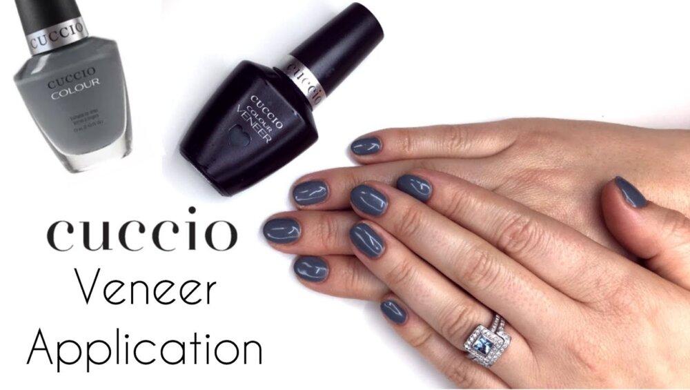 cuccio-veneer-application