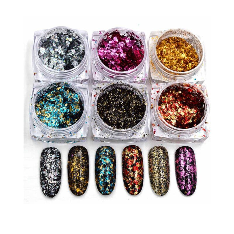 foil-powder-nail-art-skoni