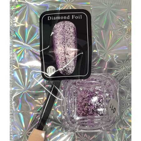 foil-powder-diamond-nails-brush