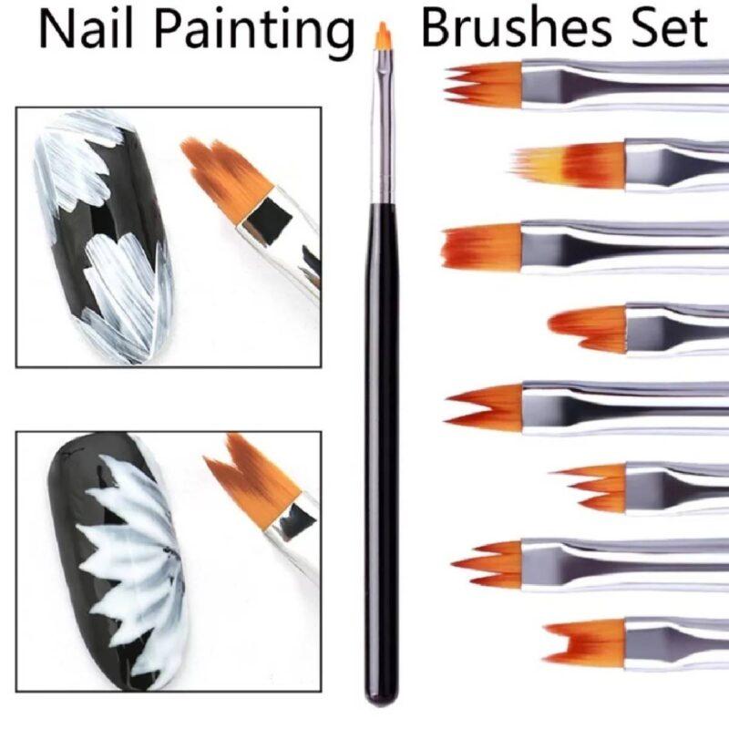 nail-art-set-brushes-8-pics-ombre