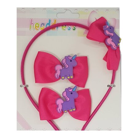 girl-hair-clip-headband-set