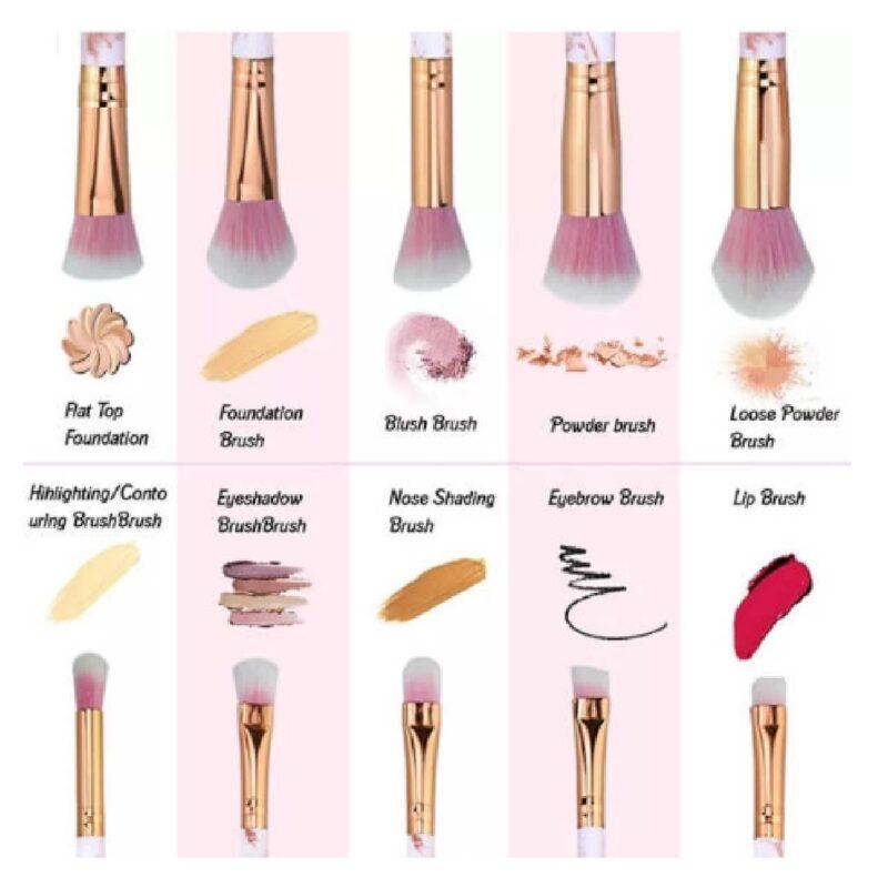 marble-brush-make-up-set