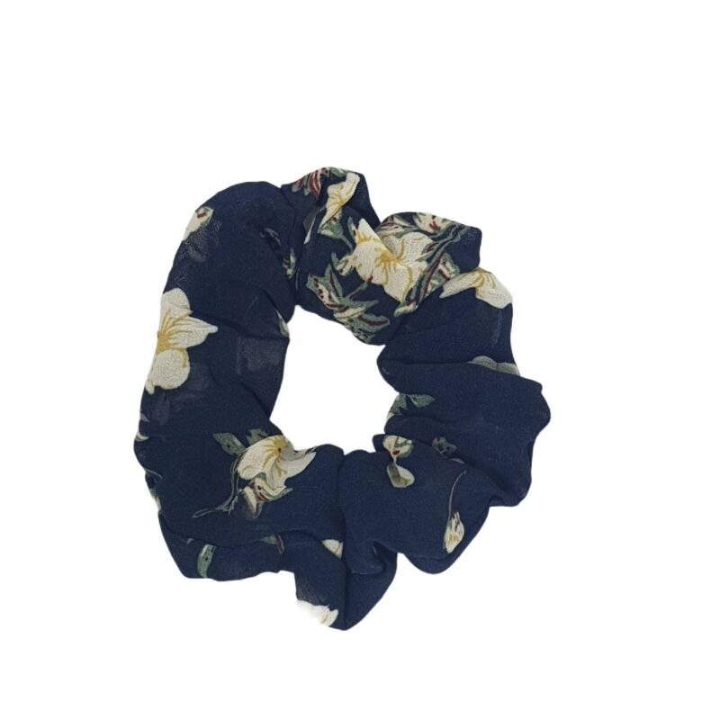scrunchies-flower-hair-headband