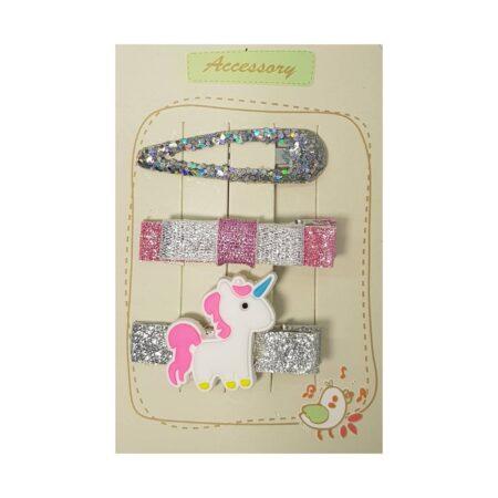 unicorn-set -3pics-girl-hair