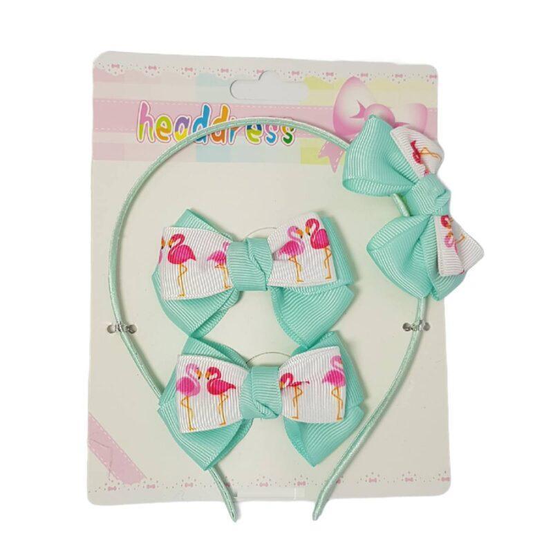 flamingo-set-clip-girl-hair