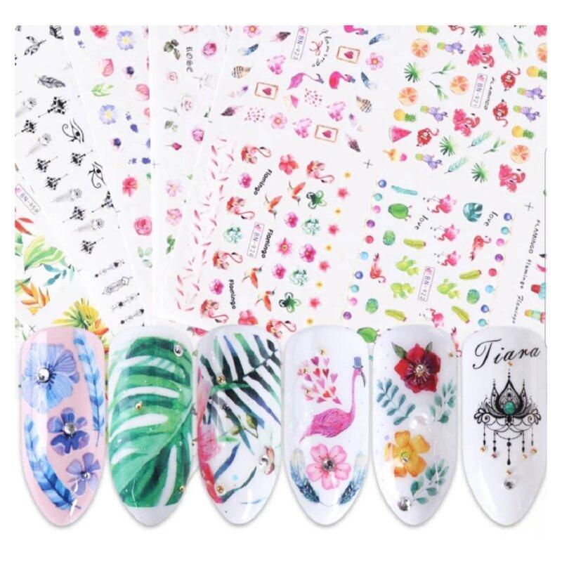 water-tranfer-stickers-nail-art