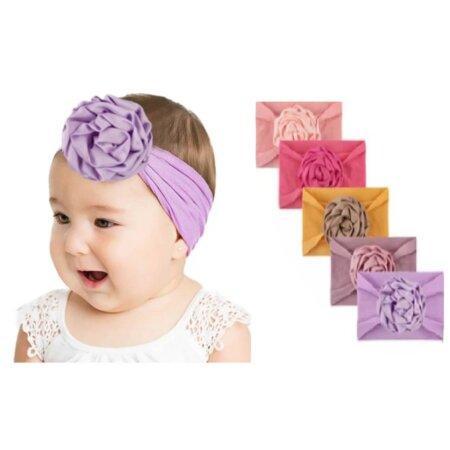 elastic-headband-hair-girl-satin-bow