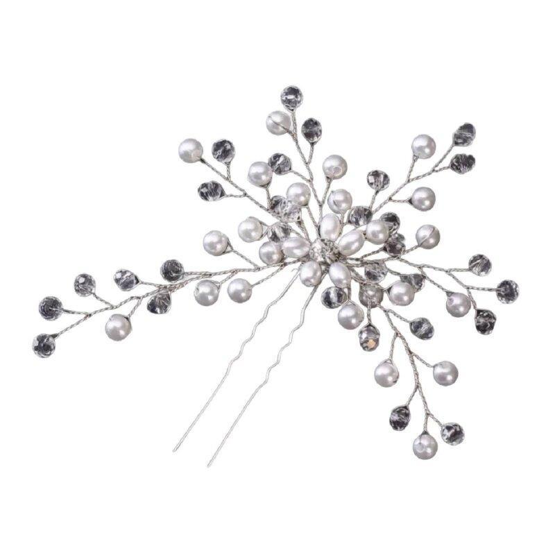 Bridal-pin-pearl-strass-flower